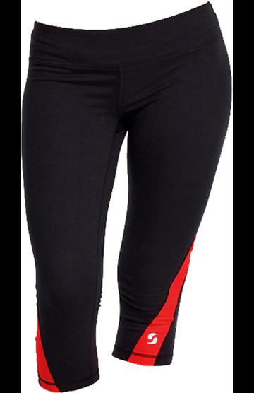 Soffe 1186V BLACK/RED