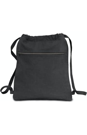 Liberty Bags 8877 Washed Black