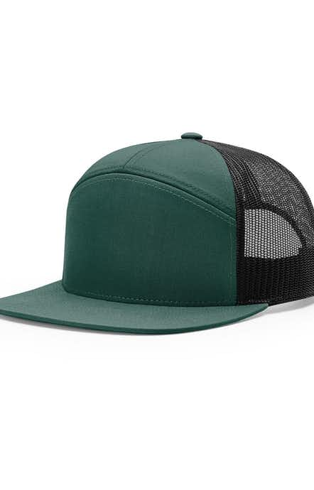 Richardson 168 Dark Green/ Black