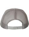 Richardson 112P Plaid Print Grey/ Charcoal/ Charcoal