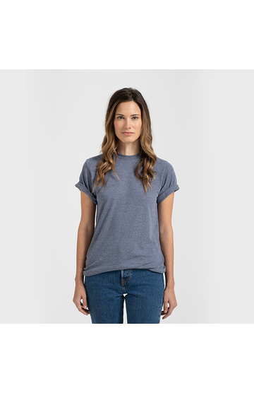 Tultex 0241TC Heather Denim