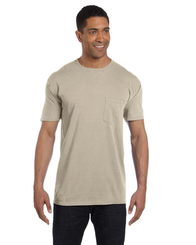 Comfort Color Brand Adult Heavyweight RS T-Shirt-Topaz BLUE-2XL