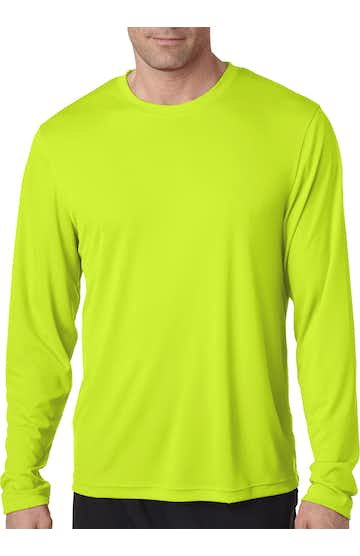 Hanes 482L Safety Green
