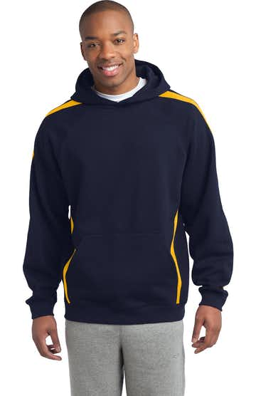 Sport-Tek ST265 True Navy / Gold