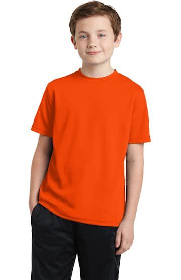 Sport-Tek YST340 Neon Orange