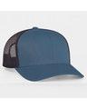 Pacific Headwear 0104PH Ocean Blue/Charcoal