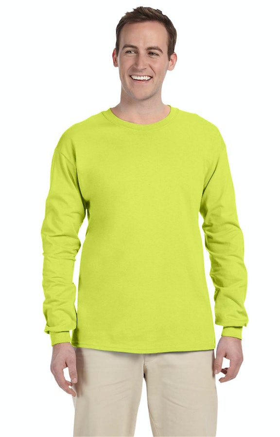 Fruit of the Loom 4930 Safety Green