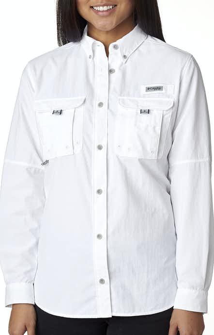 Columbia 7314 White
