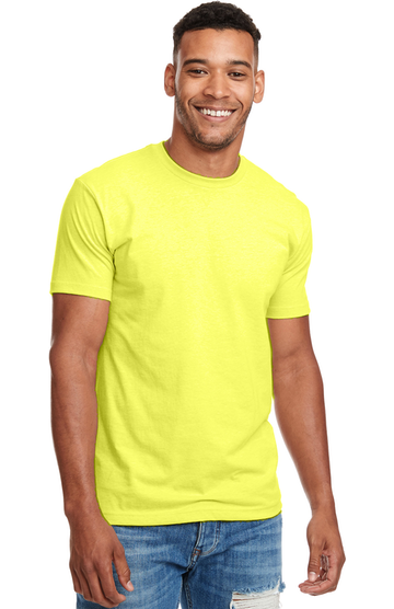 Next Level N6210 Neon Yellow