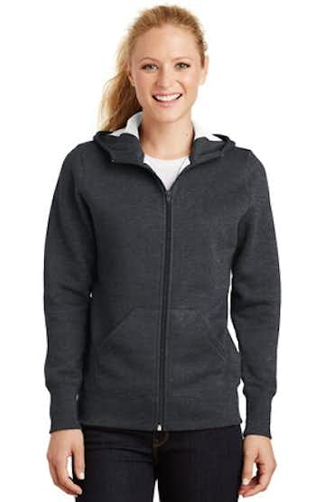 Sport-Tek L265 Graphite Heather