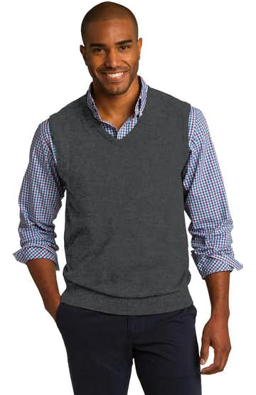 Port Authority SW286 Charcoal Heather