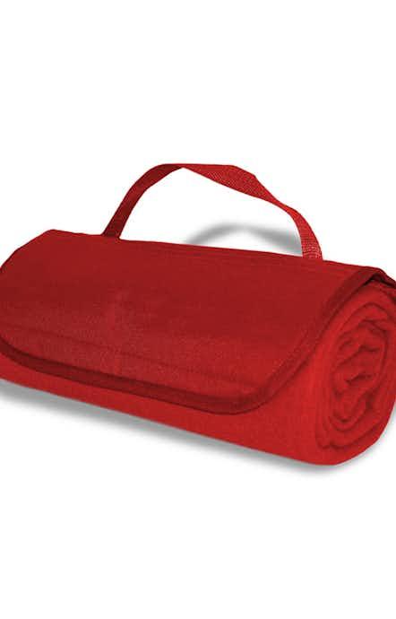 Alpine Fleece 8718 Red