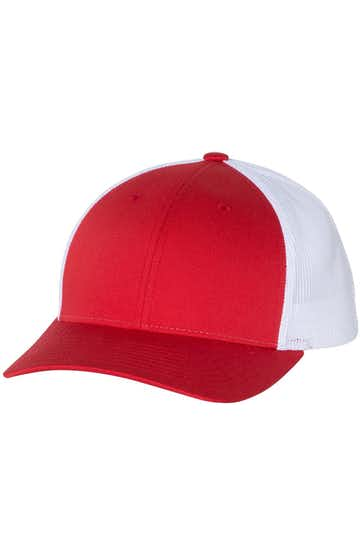 Richardson 115J1 Red/ White