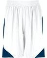 Augusta Sportswear 1734AG White / Navy