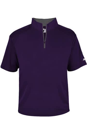 Badger 4199 Purple / Graphite