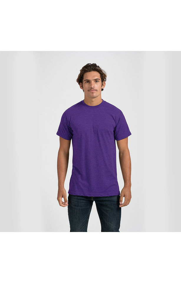 Tultex 0241TC Heather Purple