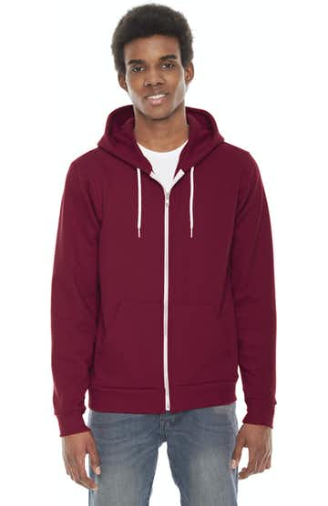 American Apparel F497W Cranberry