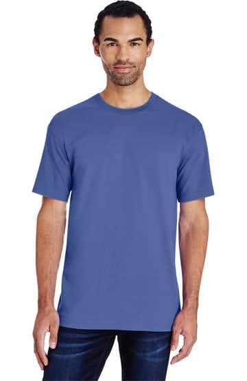 Gildan H000 Flo Blue