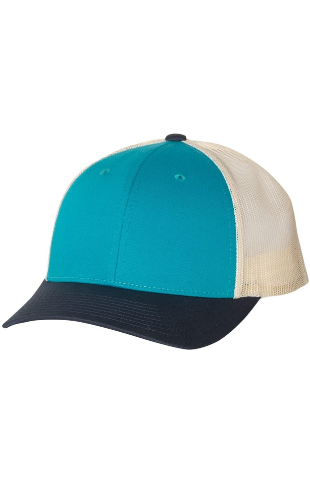 Richardson 115J1 Blue Teal/ Birch/ Navy