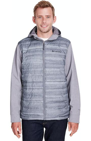 Columbia 1864631 CTY GRY HTH PRNT