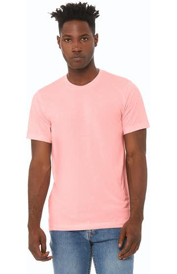 Bella + Canvas 3413C Pink Triblend