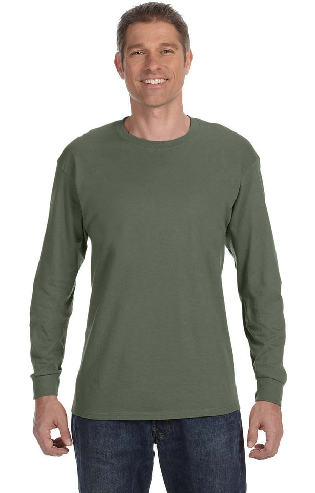 Gildan G540 Military Green