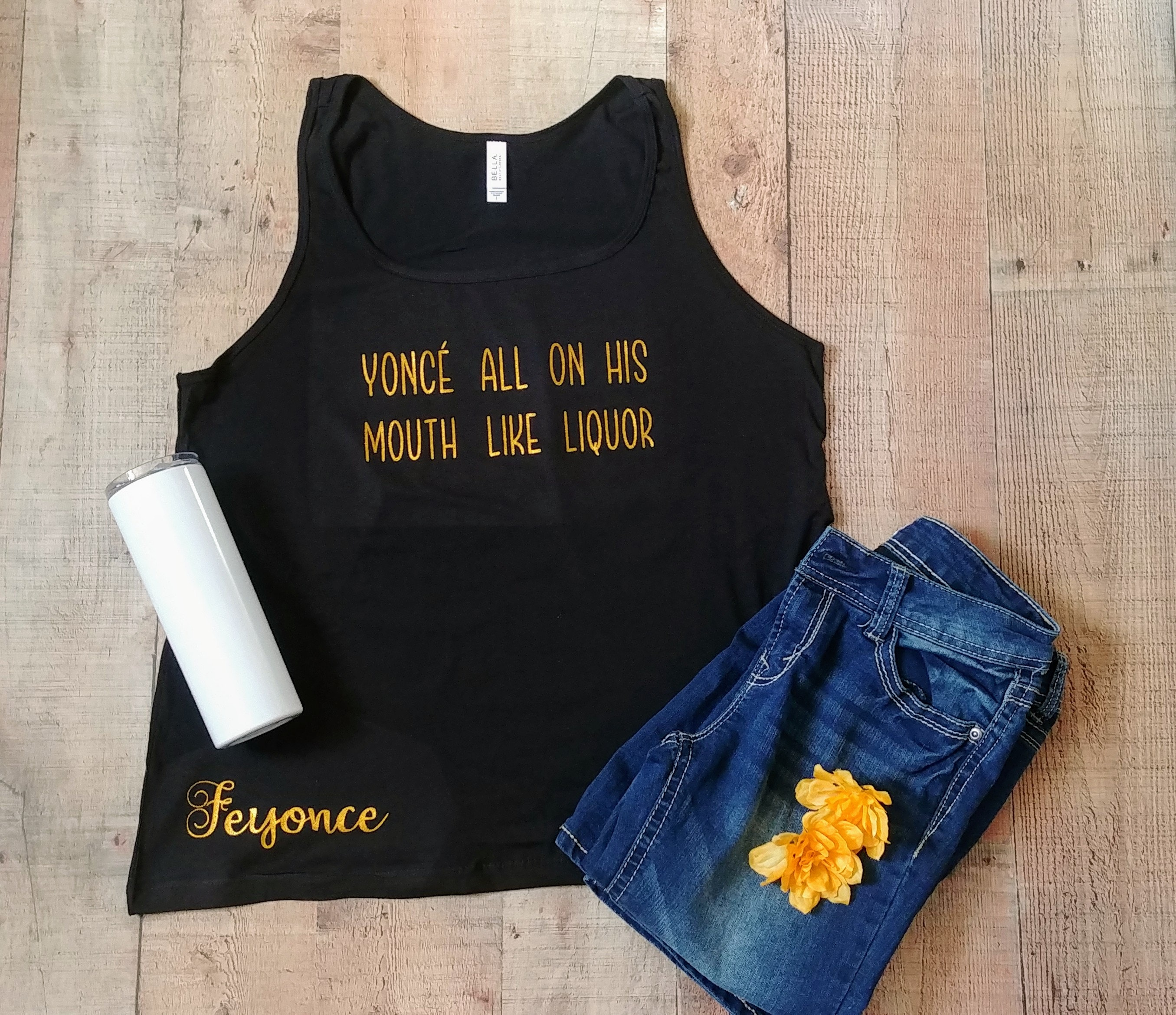 Bella+Canvas 3480 customer review by Jess Sanchez Great tank