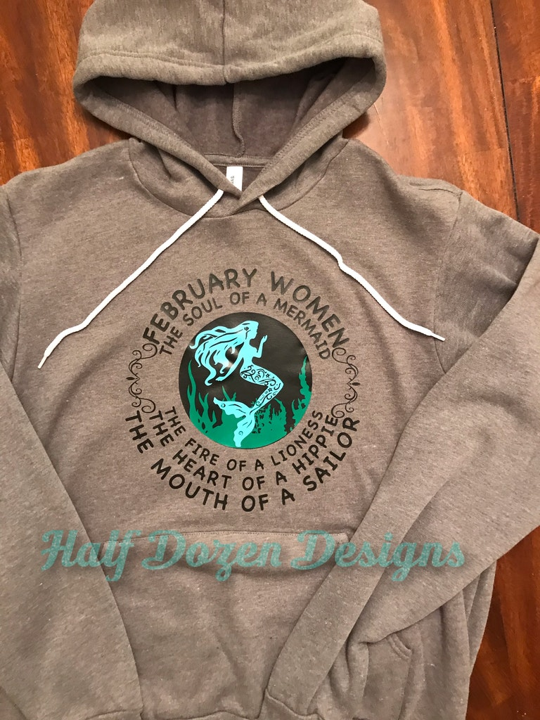 Bella+Canvas 3719 customer review by Krista Kaczperski Best hoodies I've ordered