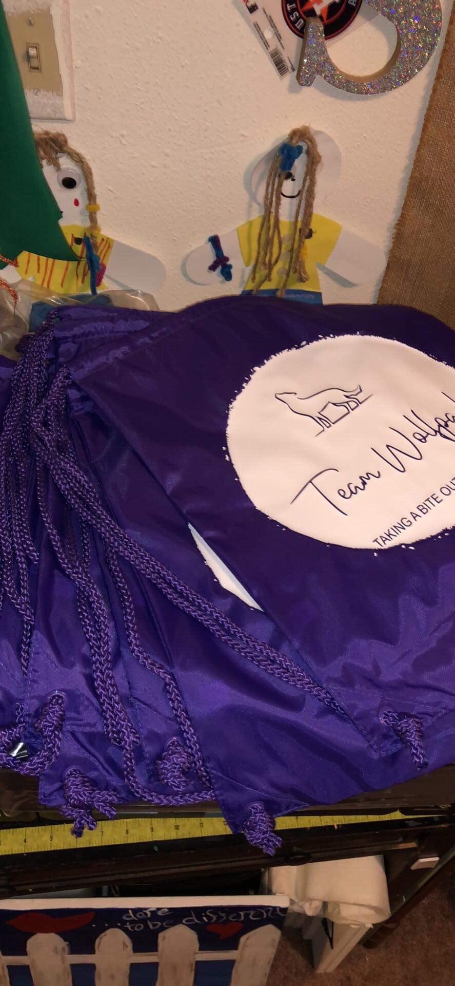 Liberty Bags 8881 customer review by Tina Casanova WolfSwag2