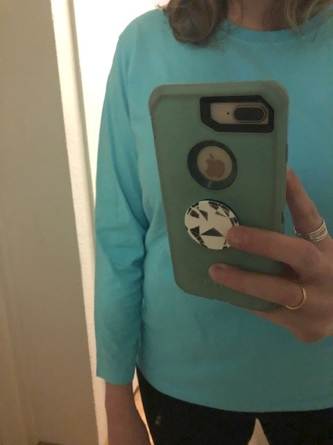 Comfort Colors C3014 customer review by  Sleeves are too short