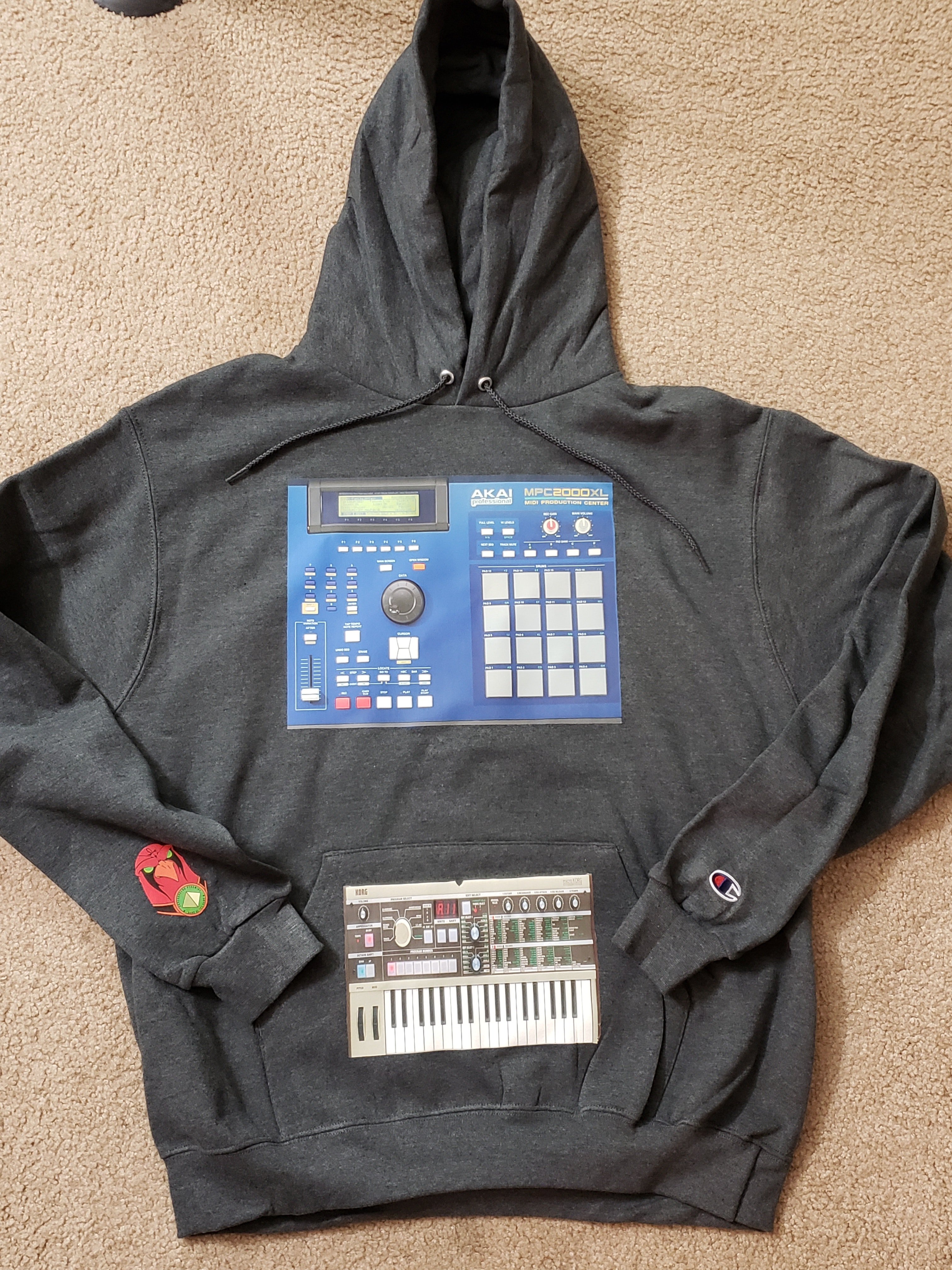 Champion S700 customer review by Evan Savage Good brand for the upscale brand merch