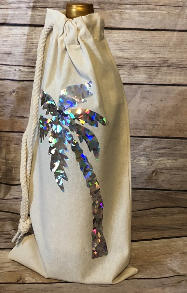 Liberty Bags 1727 customer review by laura leskauskas Great wine bag