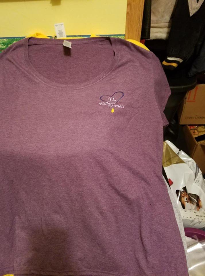 Gildan G6455L customer review by Heather Morris Nice shirts