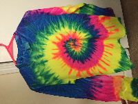 Tie-Dye CD2000 customer review by  looks just like the picture