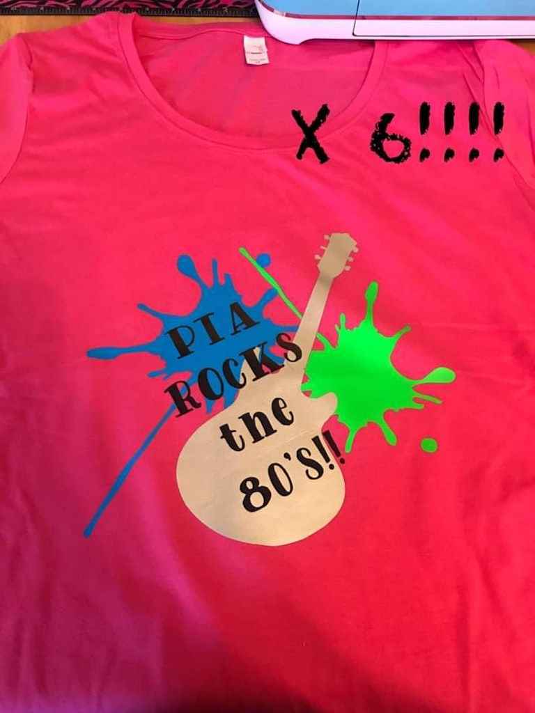Anvil 391A customer review by  ordered 2 sizes big to wear for an 80's Themed dance!